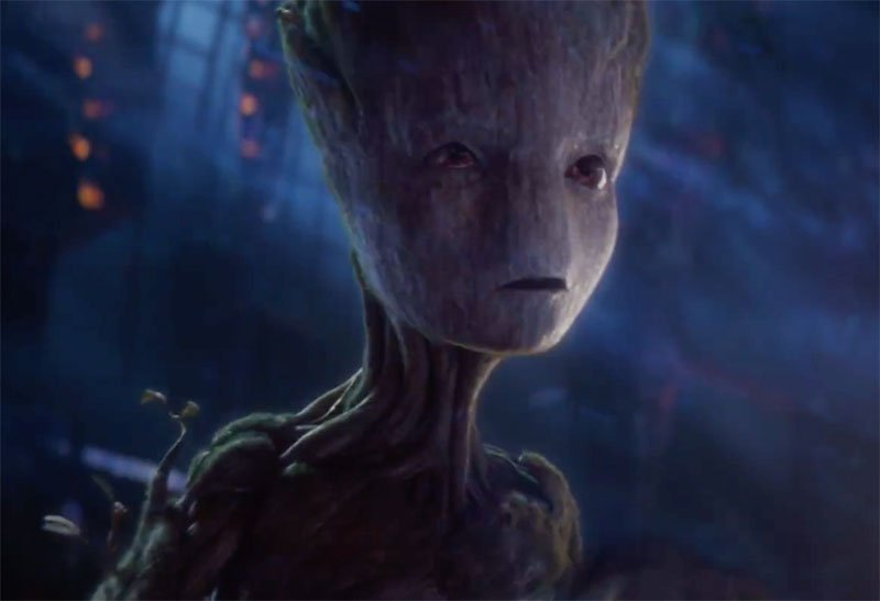 Groot The Father Groot The Son Groot The Holy Hey